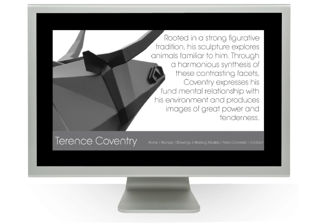 Link to Terence Coventry Website
